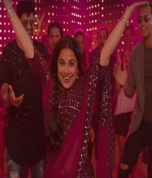 film tumhari sulu first day collection