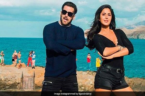 tiger zinda hai first song release