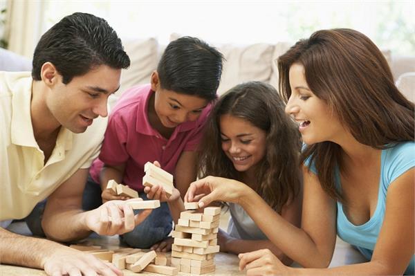 parents friendship with children