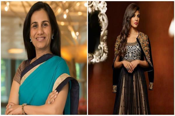 chanda kochhar  priyanka chopra among most powerful women in world