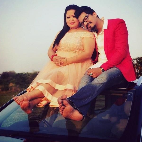 bharti singh pre wedding shoot video