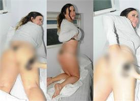 एक्ट्रैस ने दिखाई एेसी बेशर्मी, प्राईवेट बॉडी पार्ट की सर्जरी करवाते हुए शेयर की तस्वीरें