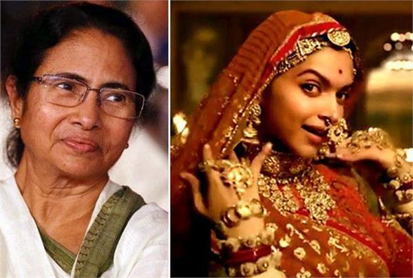 mamta banerjee weklcomes padmavati to her state and said bengal would be happy