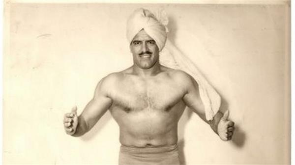 dara singh played 500 wrestling matches but never could beat him