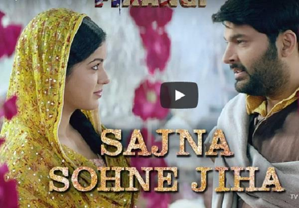 kapil and ishita are madly in love in new song from firangi