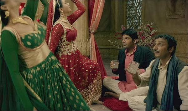 firangi new song kapil sharma film firangi second new song gulbadan release