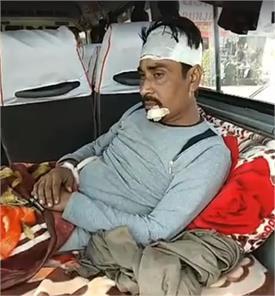 सड़क हादसे में जख्मी हुई मास्टर सलीम की टीम