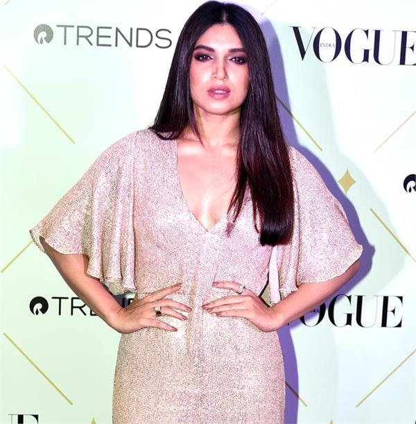 likes to makeup  bhumi pednekar