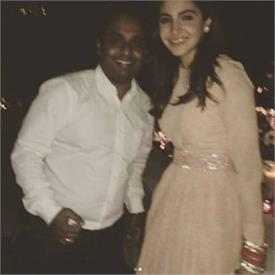 photos of virushka at dj party