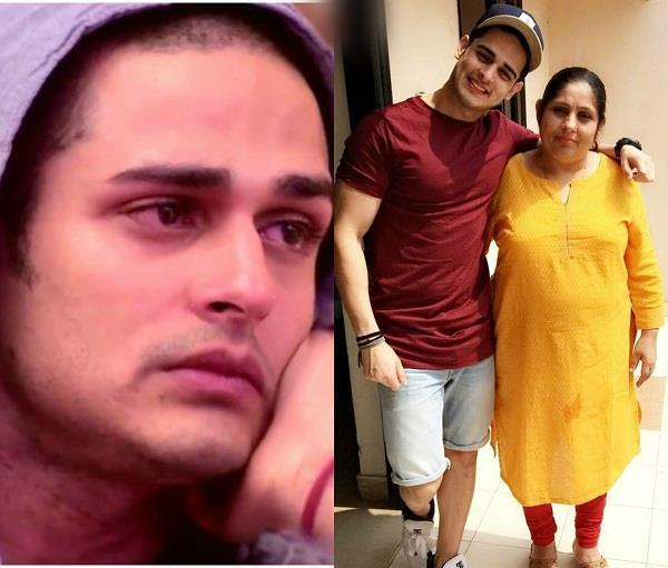 priyank sharma mother posts an emotional message