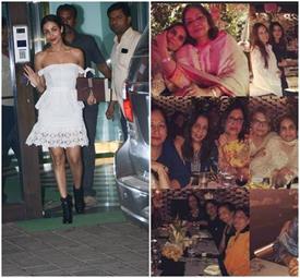 मां सलमा के बर्थडे पर अर्पिता ने दी खास पार्टी, मलाइका सहित पहुंचा परिवार