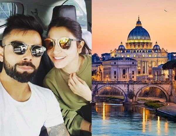 virat anushka honeymoon plan