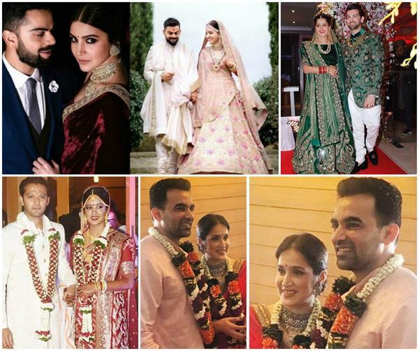 year ender 2017 bollywood actors got married in 2017