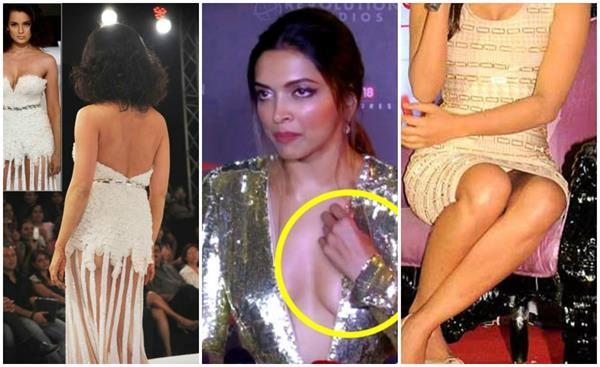 bollywood actress in worse dresses