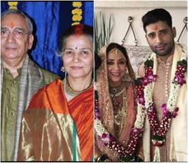 किसी ने 60 साल तो किसी ने 49 साल की उम्र में रचाई शादी, देखे बी टाउन की हटकर जोडियां