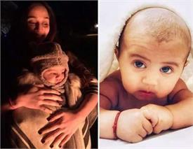 3 महीने के बेटे के साथ नजर आईं एक्टर गोविंदा की भांजी, फिल्ममेकर से की थी शादी
