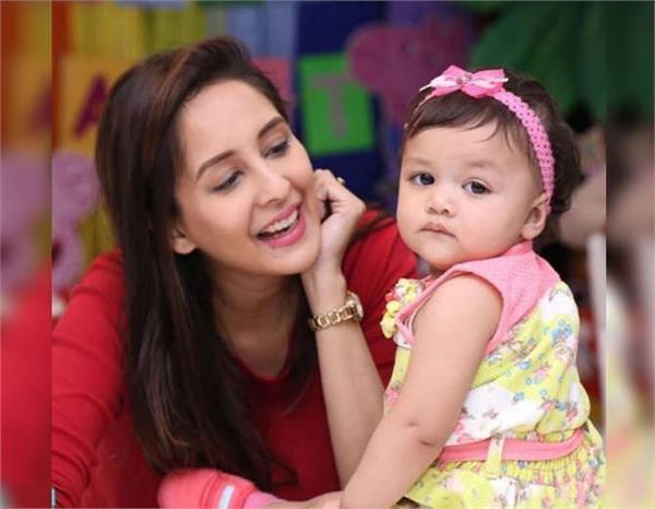 chahat khanna baby girl