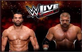 दिल्ली में WWE सुपर शो, निगाहें जिंदर और ट्रिपल H के मुकाबले पर