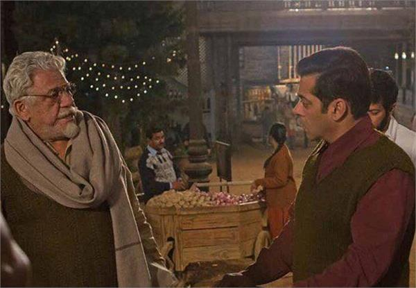 tubelight is the last film of om puri director kabir khan share pic
