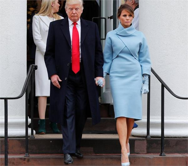 melania trump appeared beautiful in every outfit