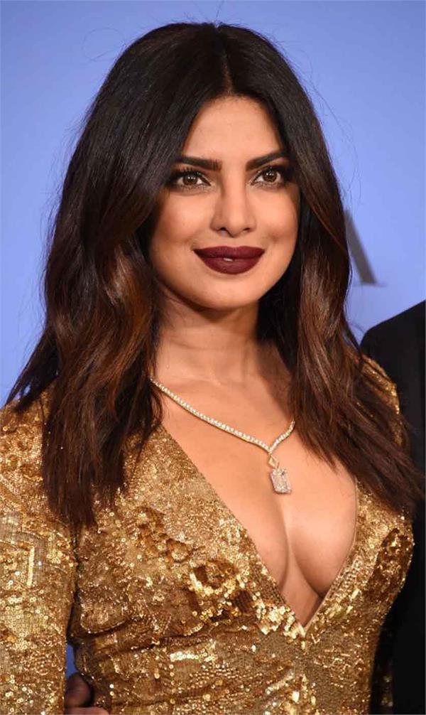 priyanka chopra said at golden globes is good time for me