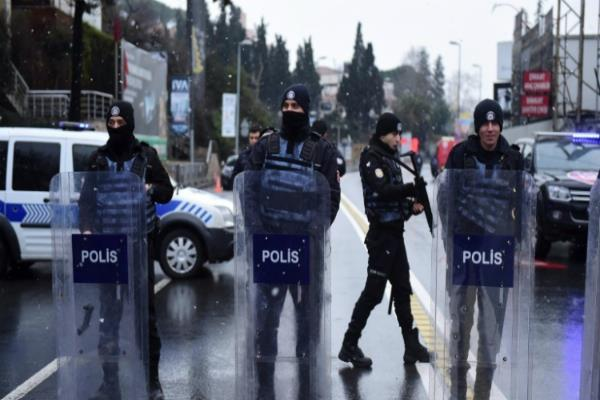 turkey arrests two uighurs over new year eve attack