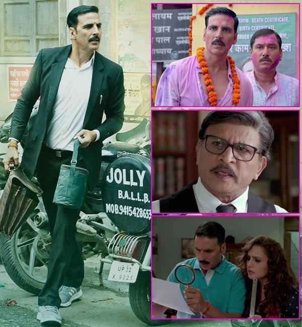 high court order to the four scenes from jolly llb 2