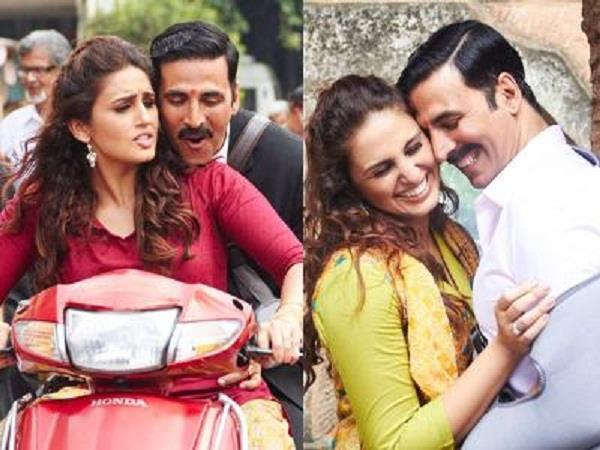 akshay does not let their stardom on themselves  huma qureshi