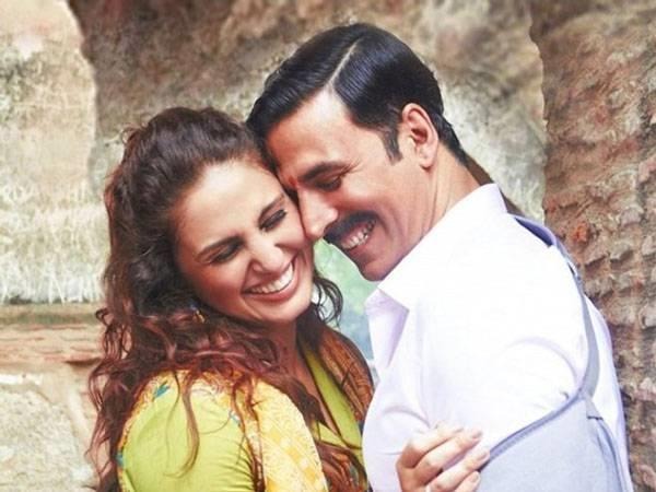 the pressure was not working with akshay  huma