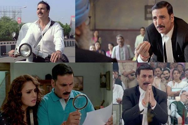box office collection of akshay kumar film jolly llb 2