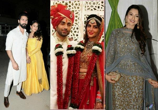 mandana karimi and gourav gupta wedding pictures