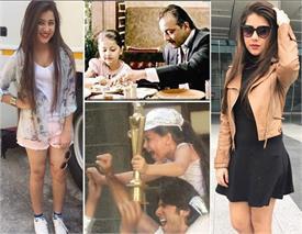 मिलिए संजय दत्त की 'बेटी' से, इन एक्ट्रेसेस का भी बदला लुक (देखें तस्वीरें)