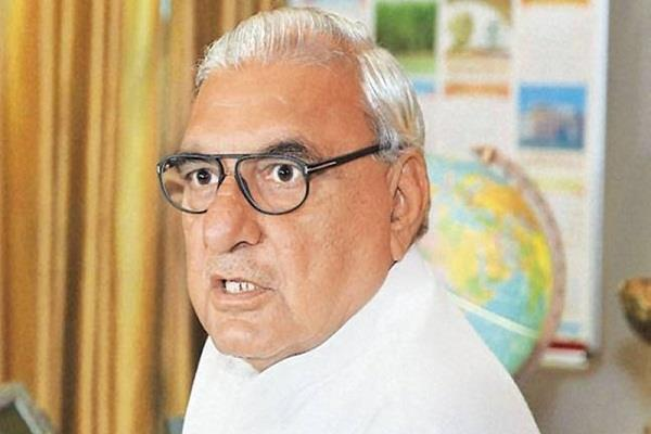 hooda faces tough target after cbi case