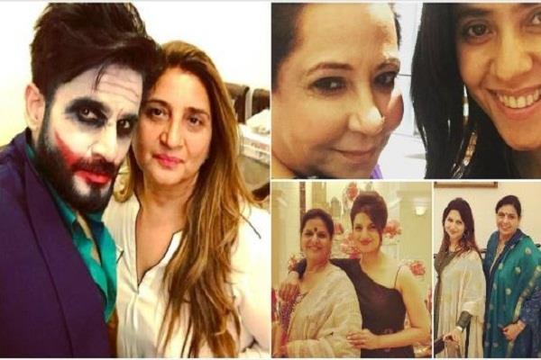 tv  stars have celebrated mother  s day in this style