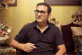 abhijeet new twitter account also suspended