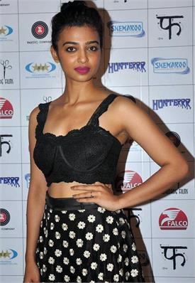 हॉलीवुड में भी काम करना चाहती है राधिका आप्टे