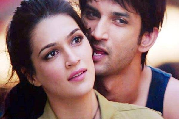 sushant singh rajput why likes to much kriti