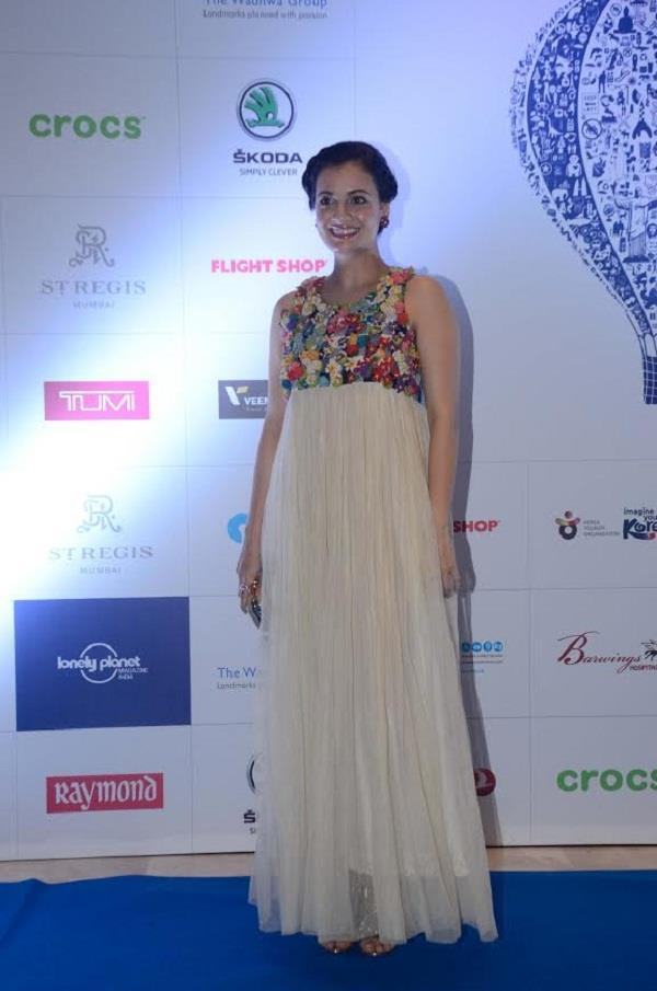 celebs at lonely planet magazine india travel awards