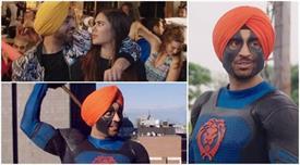 दिलजीत की 'सुपर सिंह' ने मचाया यू-ट्यूब पर धमाल