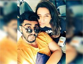 arjun and parineeti  will once again romance on screen