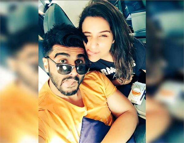 arjun and parineeti  will once again romance on screen