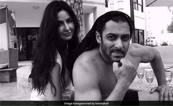salman khan and katrina kaif indicate that they are coming together