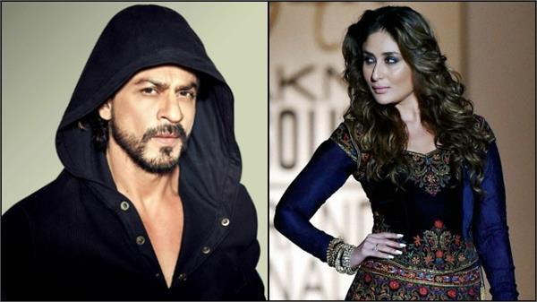 kareena says no to shahrukh khan anand l rai film
