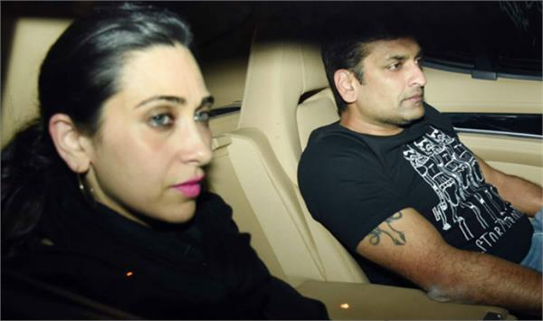 karishma kapoor boyfriend sandeep toshniwal second marriage after divorce