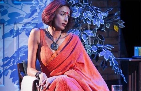 actress achint kaur for th show as a participant
