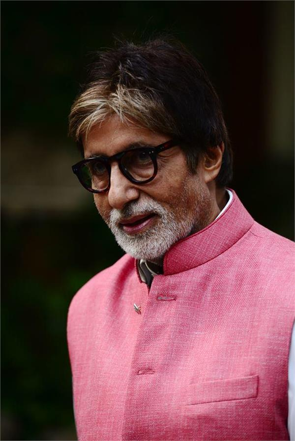 big b is angry with facebook  such a complaint