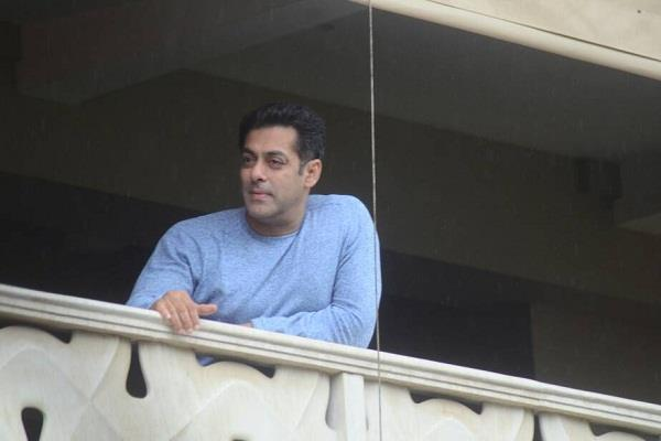 to get a glimpse of salman  go out of the galaxy