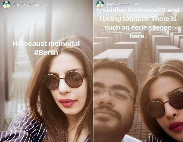 priyanka chopra gets slammed for clicking selfies