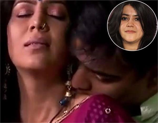 ekta kapoor sakshi tanwar ram kapoor bold scene her biggest mistake