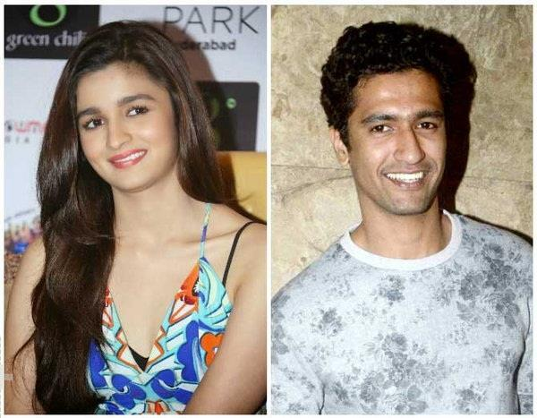 working with alia is a big deal for me    vicky kaushal